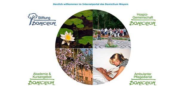 Stiftung Domicilium, Weyarn
