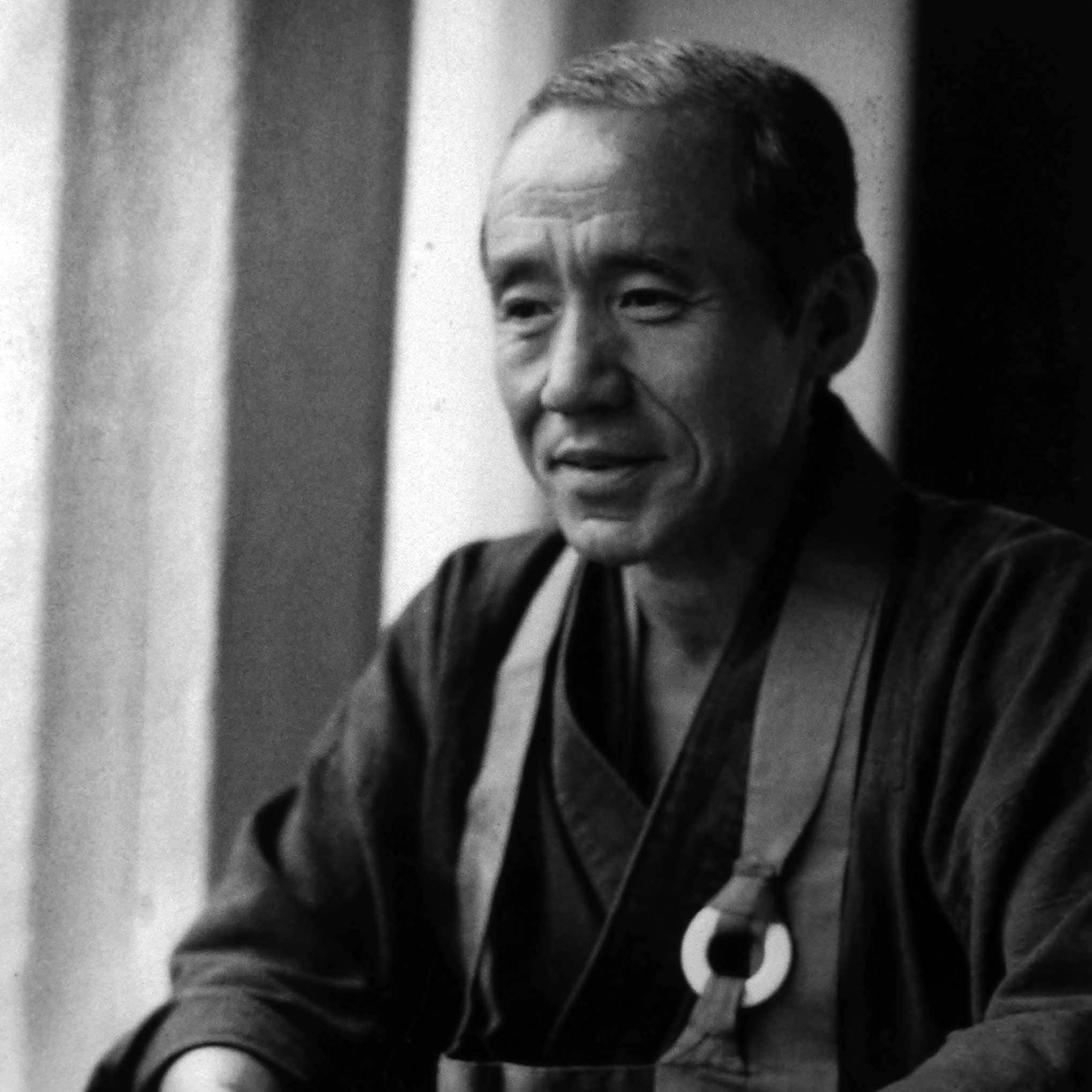 Kobun Chino Roshi