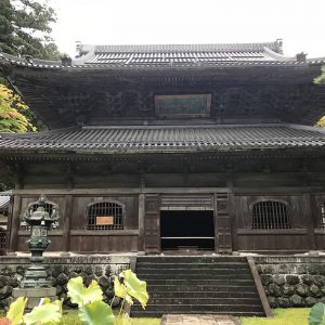Eihei-ji Shidoden (Memorial Hall)