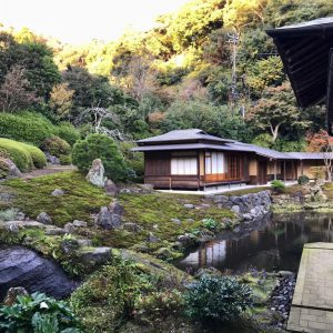 Tempel Garten Japan 16
