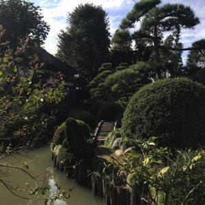 Tempel Garten Japan 5